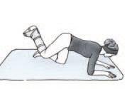 Zusammenspiel Hüfte Knie