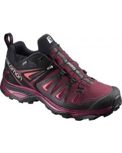 Salomon X Ultra 3 GTX W / tawny port/black/living coral