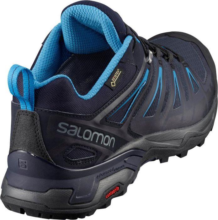 Salomon X Ultra 3 GTX graphitenight skyhawaiian