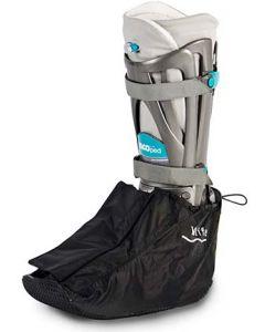 VACOped Orthese mit Valife Regenschutz