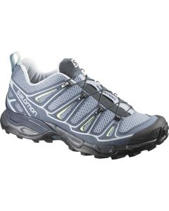 Salomon X Ultra 2 stone blue/bleu gris/flashy-x