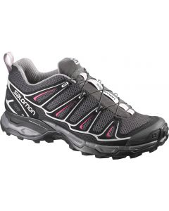 Salomon X Ultra 2 W asphalt/black/hot pink