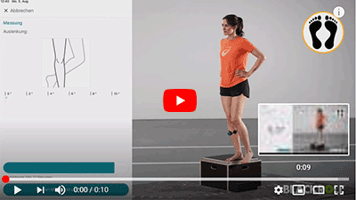 Video One leg Squat